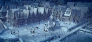 Arendelle winter