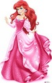 Ariel Redesign Pink - disney-princess photo