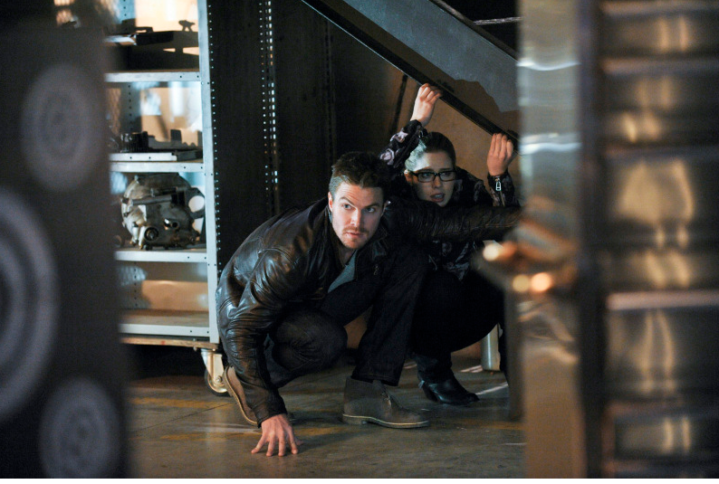ARROW/アロー 2.19 Promotional Pictures