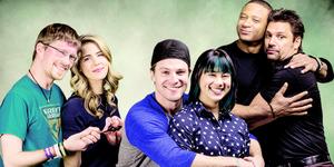 Arrow Cast With fans