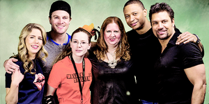 Arrow Cast With fans