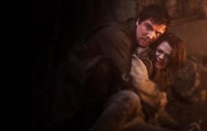 Arya Stark and Gendry