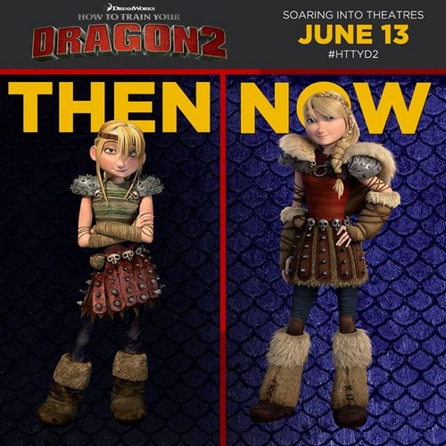 Como treinar o seu drago imagens astrid then and now hd wallpaper como treinar o seu drago wallpaper probably containing anim entitled astrid then and now ccuart Gallery