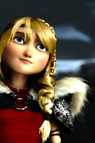 How To Train Your Dragon Wallpaper Called Astrid IPhone Background
