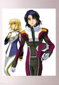 Athrun  - gundam-seed-destiny photo