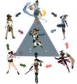 character fusion