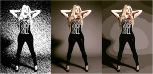 Avril Lavigne Hollywood Reporter 2014