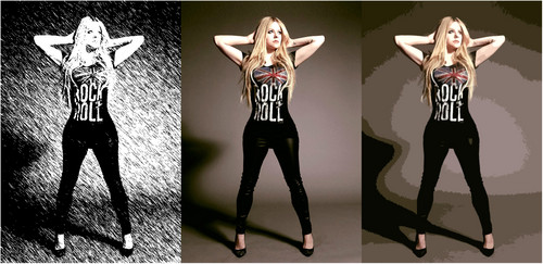 Avril Lavigne Hollywood Reporter 2014 - avril-lavigne Fan Art
