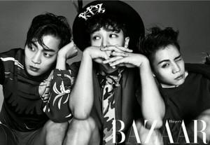 B2ST 'Harper's Bazaar'