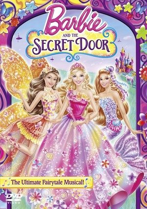 Барби and the secret door dvd