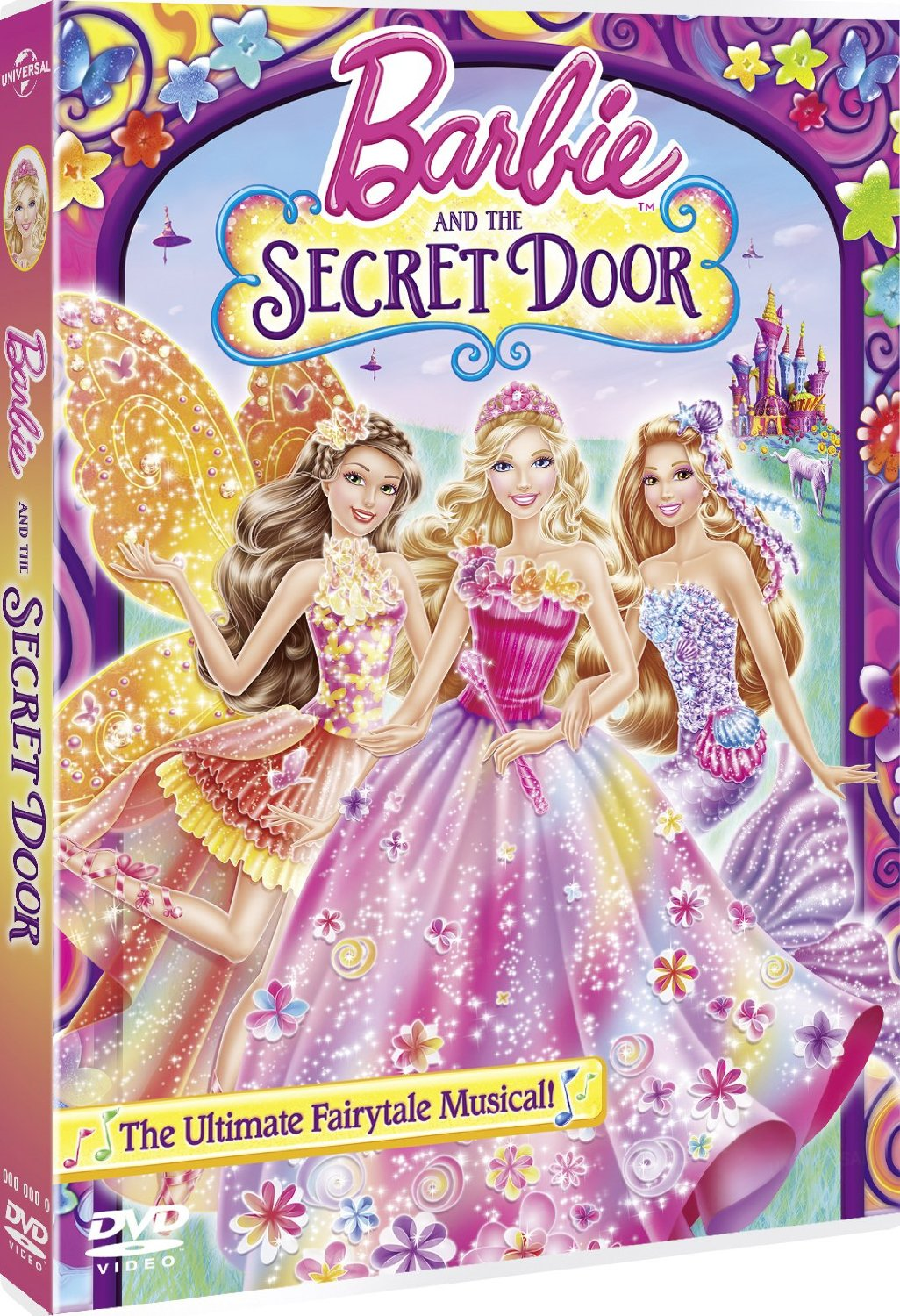 Barbie Movies Images And The Secret Door Dvd HD Wallpaper Background Photos