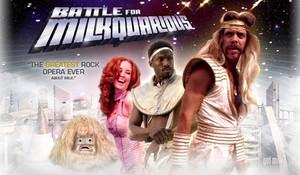 Battle for Milkquarious