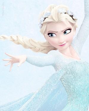 Beatiful Elsa ❄️💕👌💖👍💁