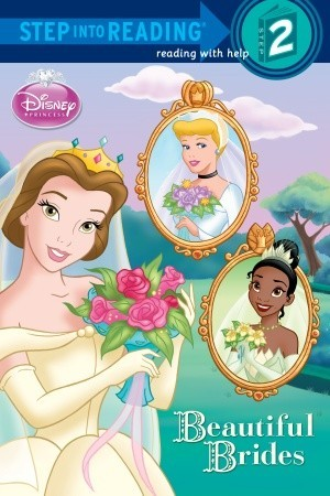Belle in Disney Princesses Beautiful Brides
