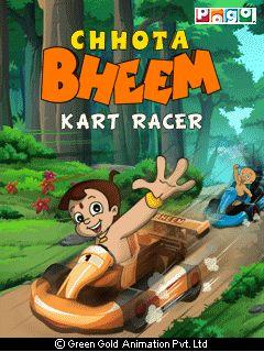 Bheem kart racer