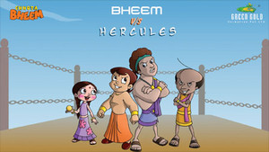 Bheem vs hercules