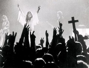All hail the mighty Black Sabbath
