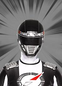 Black overdrive ranger