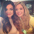 Blond and Brunette - pretty-little-liars-tv-show photo