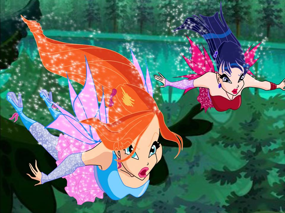 Bloom and Musa  Mythix...