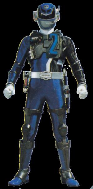 Blue SWAT Mode