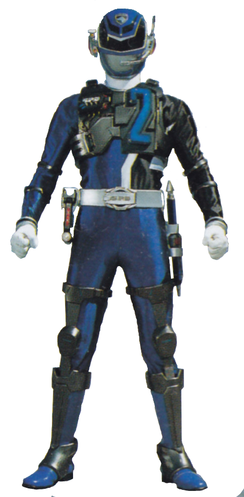 Blue SWAT Mode - The Power Ranger Photo (36885988) - Fanpop