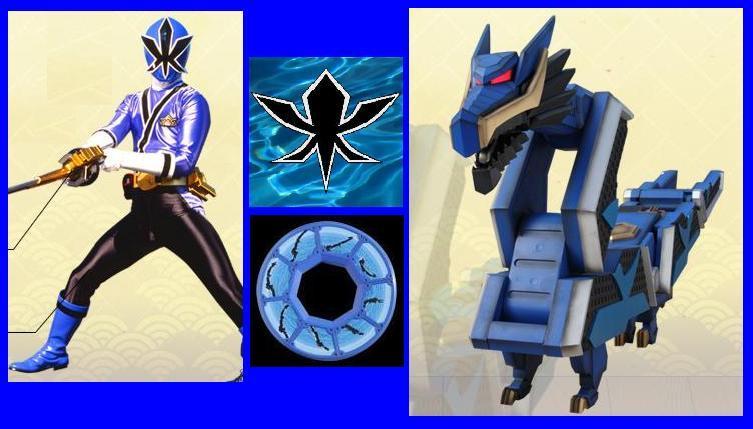 The Power Ranger Images Blue Samurai Ranger Wallpaper And Background