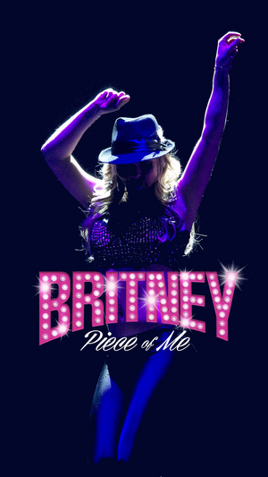 Britney Spears Piece of Me iPhone 5s Wallpaper