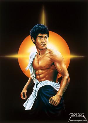 Bruce Jun fan Lee(1940-1973)