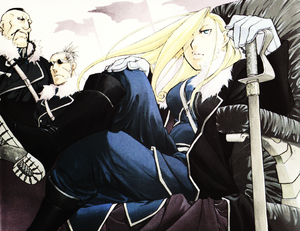 Buccaneer, Miles and Olivier Mira Armstrong
