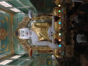 Sone-Oo-Pone-Nya-Shin Pagoda(Sagaing, Myanmar)