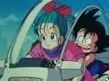 Bulma and Son Goku - dragon-ball photo