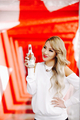 CL for KGB Lemon Vodka - 2ne1 photo