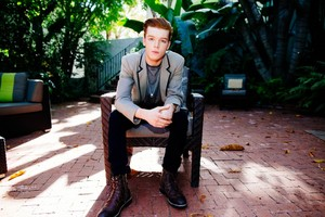 Cameron Monaghan for Bellus Magazine