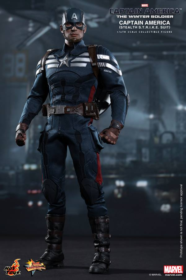 Captain America Images The Winter Soldier