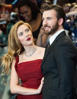 Captain America: The Winter Soldier - Londra Premiere