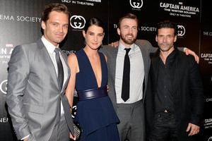 Captain America: The Winter Soldier - NYC Screening