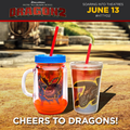 Cheers to Dragons! - how-to-train-your-dragon photo
