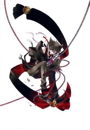 Cheshire Cat Pandora Hearts
