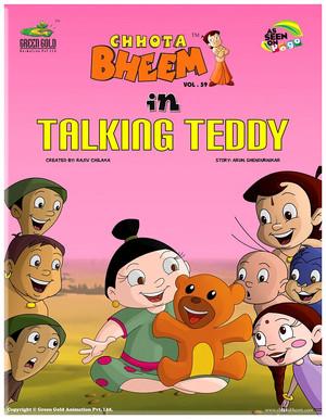 Chhota bheem comic