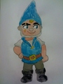 Gnomeo mirtilo