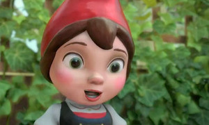 Juliet from Gnomeo and Juliet