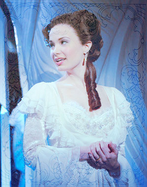 Christine Daae in Love Never Dies
