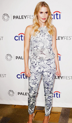 Claire Holt at PaleyFest 2014. (March,22)