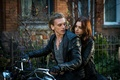Clary and Jace bike - mortal-instruments photo