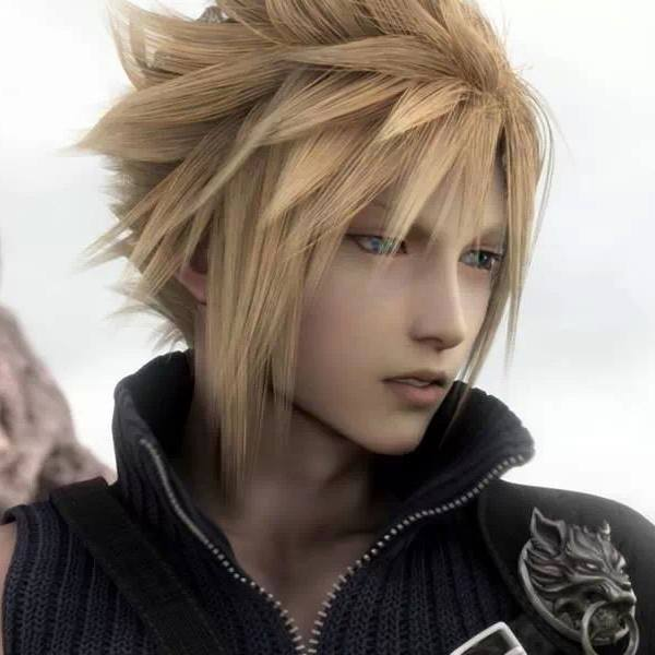 Cloud Strife Final Fantasy Vii Photo 36896643 Fanpop