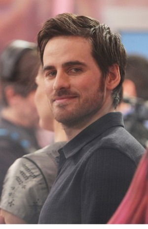 Colin O'Donoghue on Good Morning America