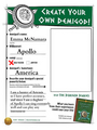 Create your own Demigod  - percy-jackson-and-the-olympians-books photo