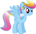 Crystal Rainbow Dash - my-little-pony-friendship-is-magic photo