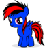 DJ storming hope - my-little-pony icon